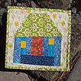 Little House Mini Quilt Raffle Prize