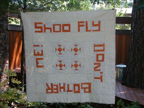 Shoo Fly Lament