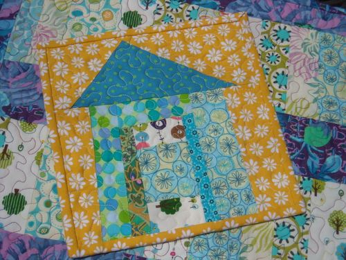 Placemat Swap Little House Hotpad