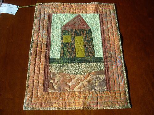 On the Metolius Mini Art Quilt